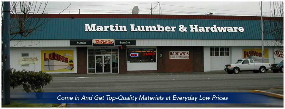 Martin Lumber & Hardware image 0