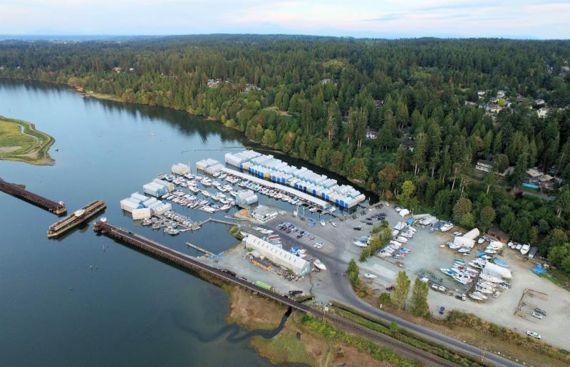 Crescent Beach Marina (1967) Ltd