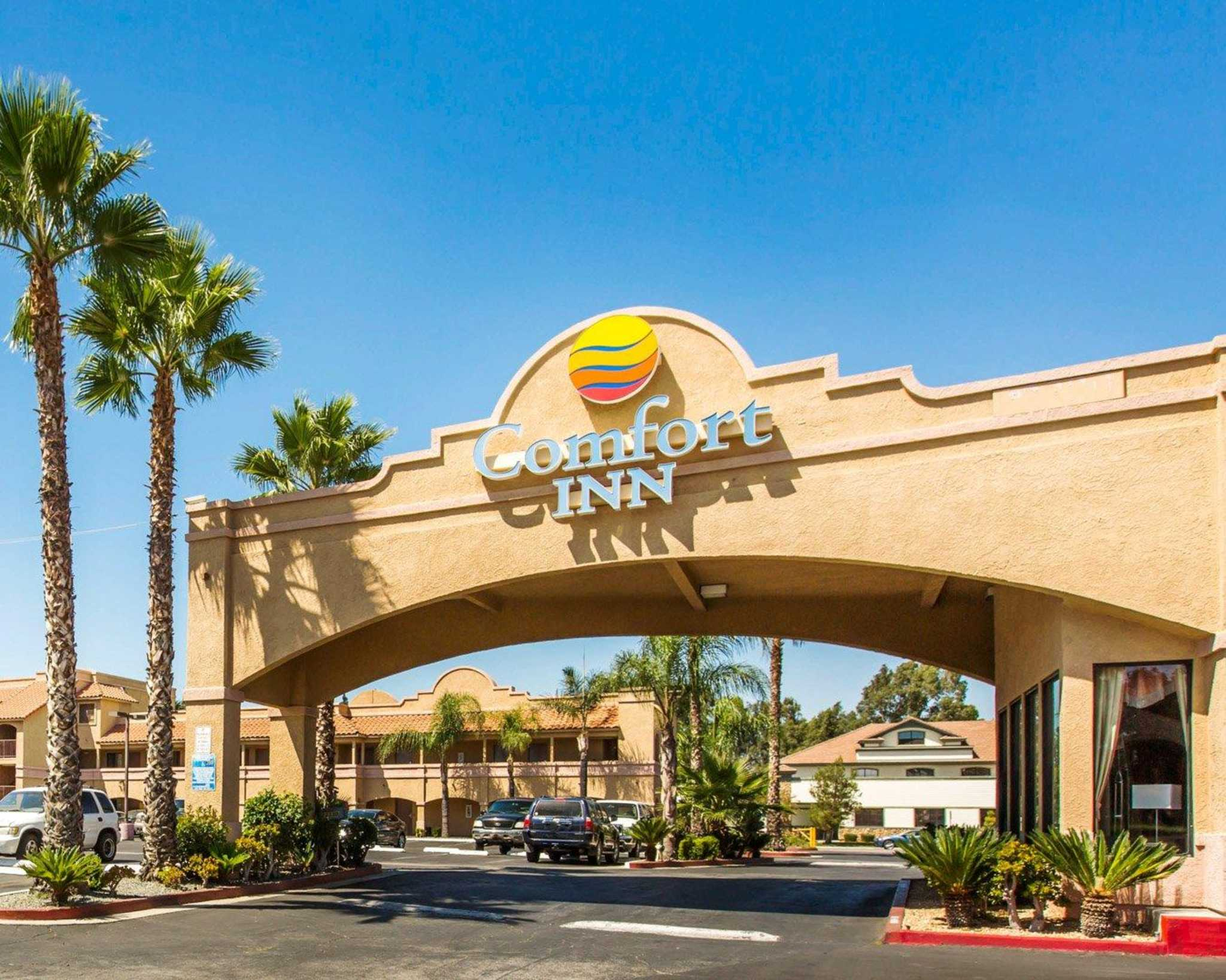 Comfort Inn Moreno Valley near March Air Reserve Base image 1