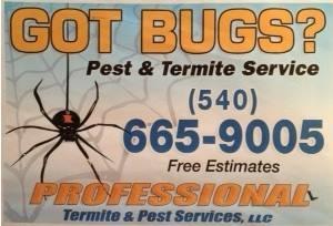Professional Termite & Pest Services LLC image 0