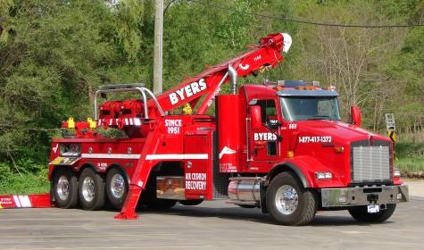 Byers Wrecker Service image 5