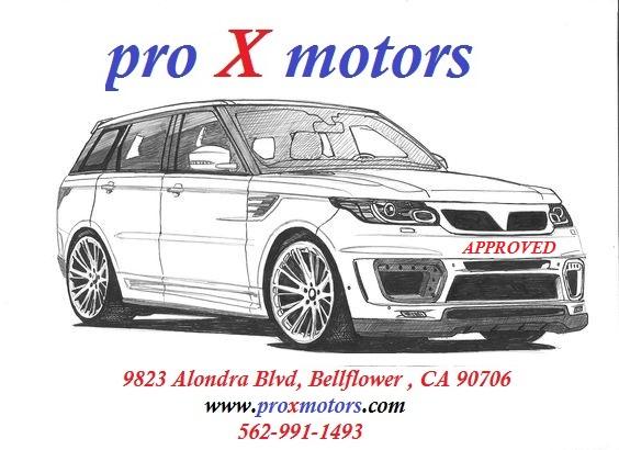 Pro X Motors image 0