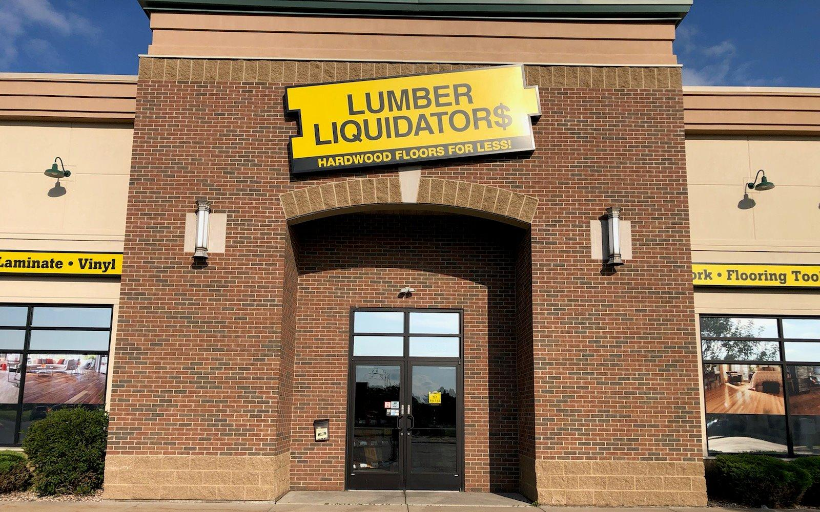 Lumber Liquidators Flooring 1397 Appleton 1810 N Casaloma Drive