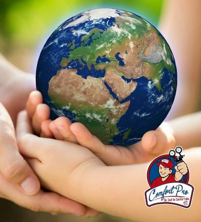 """""""You cannot get through a single day without having an impact on the world around you. What you do makes a difference, and you have to decide what kind of difference you want to make."""" —Jane Goodall #earthday Hillsborough County, Florida"""