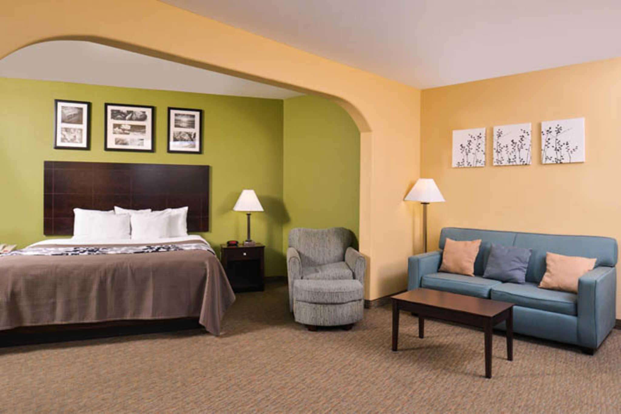 Sleep Inn & Suites Near Downtown North image 18
