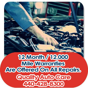 Quality Auto Care Inc In Madison Oh 44057 Citysearch