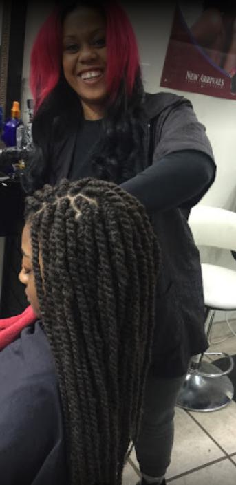 Hair Braiding Moma's Beauty Salon & Barber Shop image 13