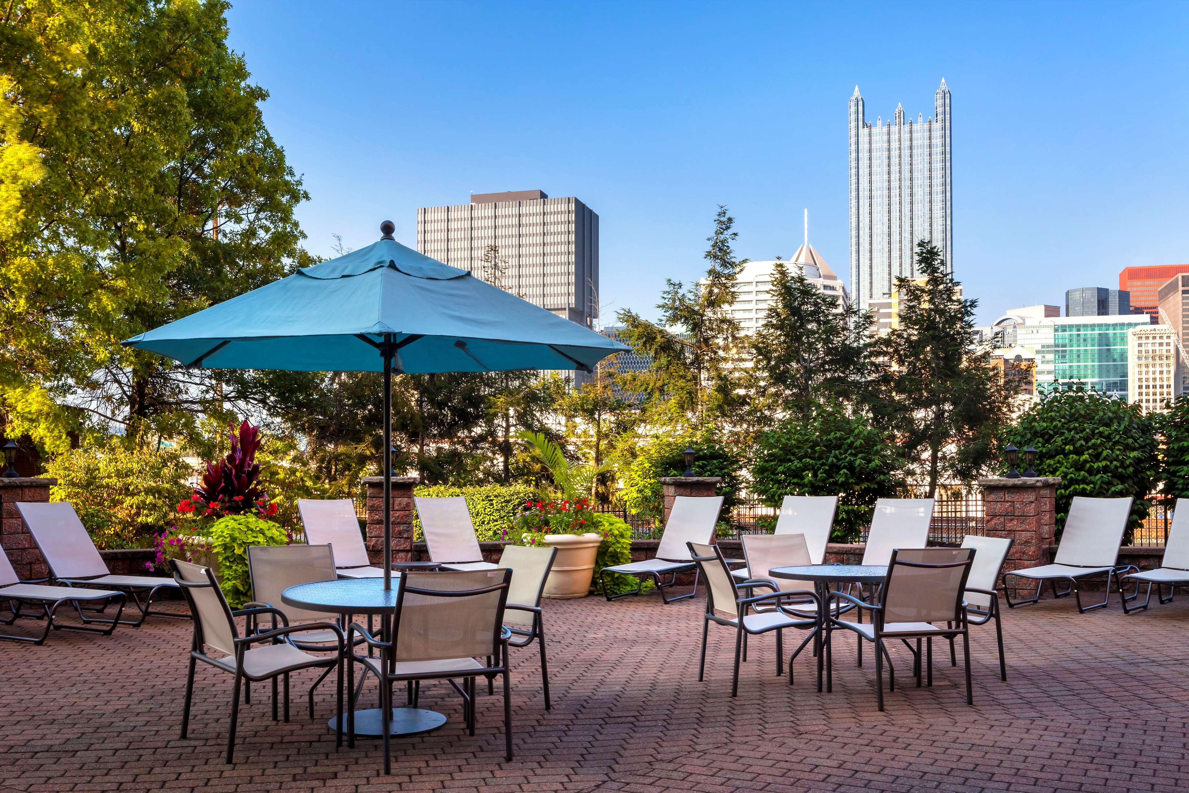 Sheraton Pittsburgh Hotel at Station Square image 29