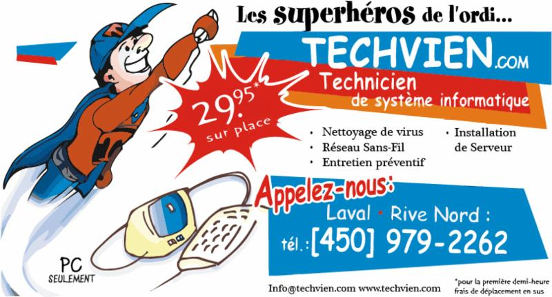Techvien Informatique