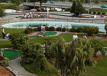 Putters Creek Mini Golf & Go Karts image 0