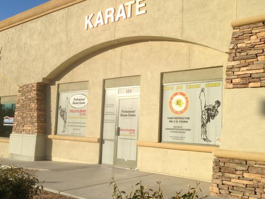 Cd Young's Professional Karate Center
