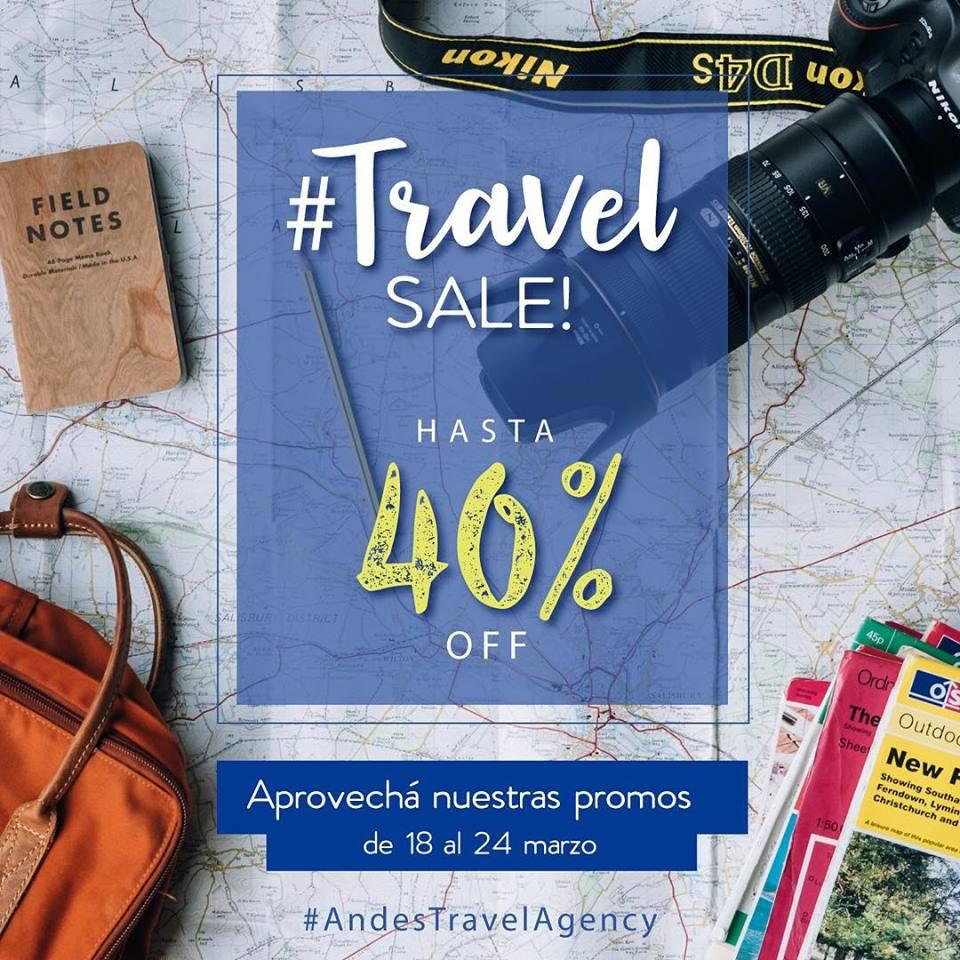 ANDES TRAVEL AGENCY
