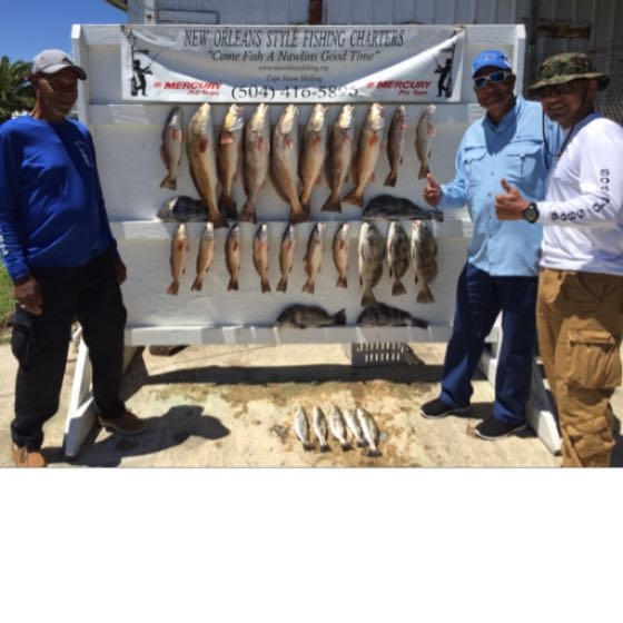 New Orleans Style Fishing Charters LLC image 88