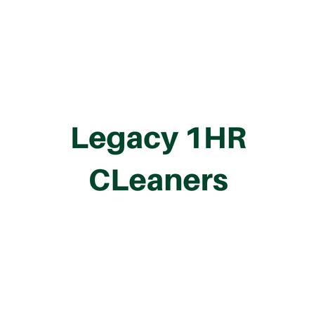 Legacy 1HR Cleaners