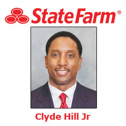 Clyde Hill Jr - State Farm Insurance Agent