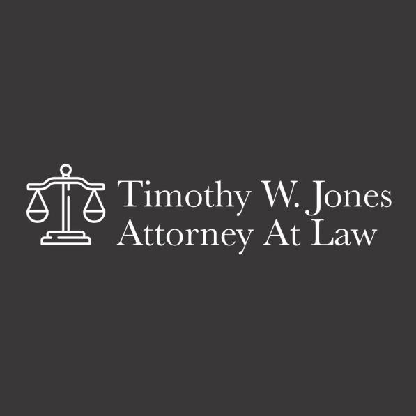 Timothy W. Jones Attorney At Law