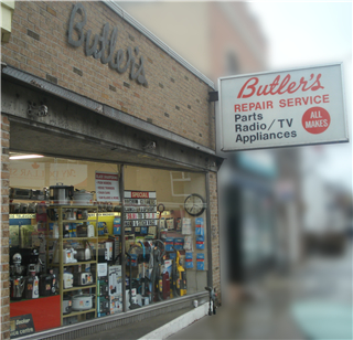 Butler's Appliance Service in Toronto