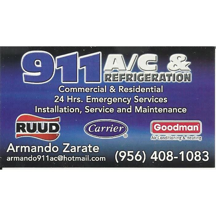 911 Air Condition and Refrigeration