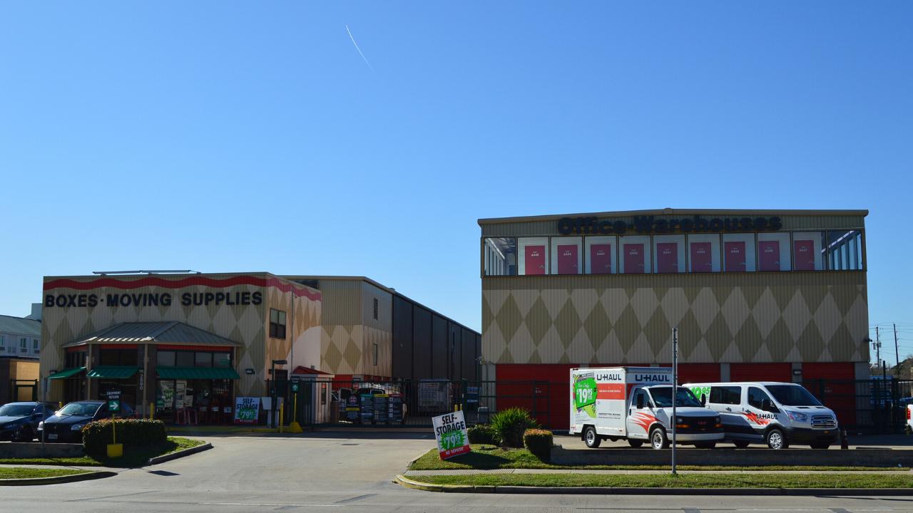 U-Haul Moving & Storage of Westchase