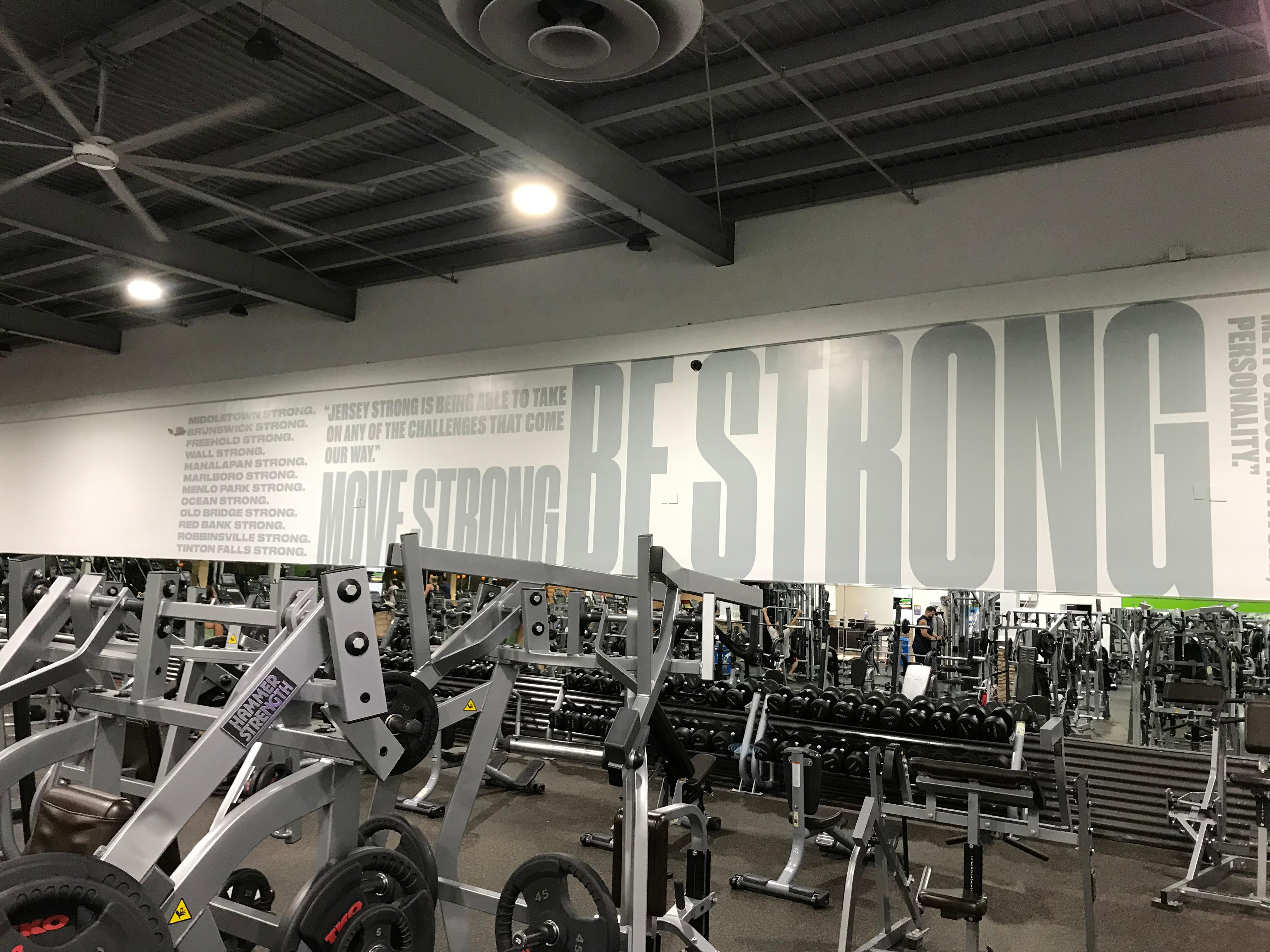 Jersey Strong Gym 2685 County Rd 516 Old Bridge Nj Health Clubs Gyms Mapquest