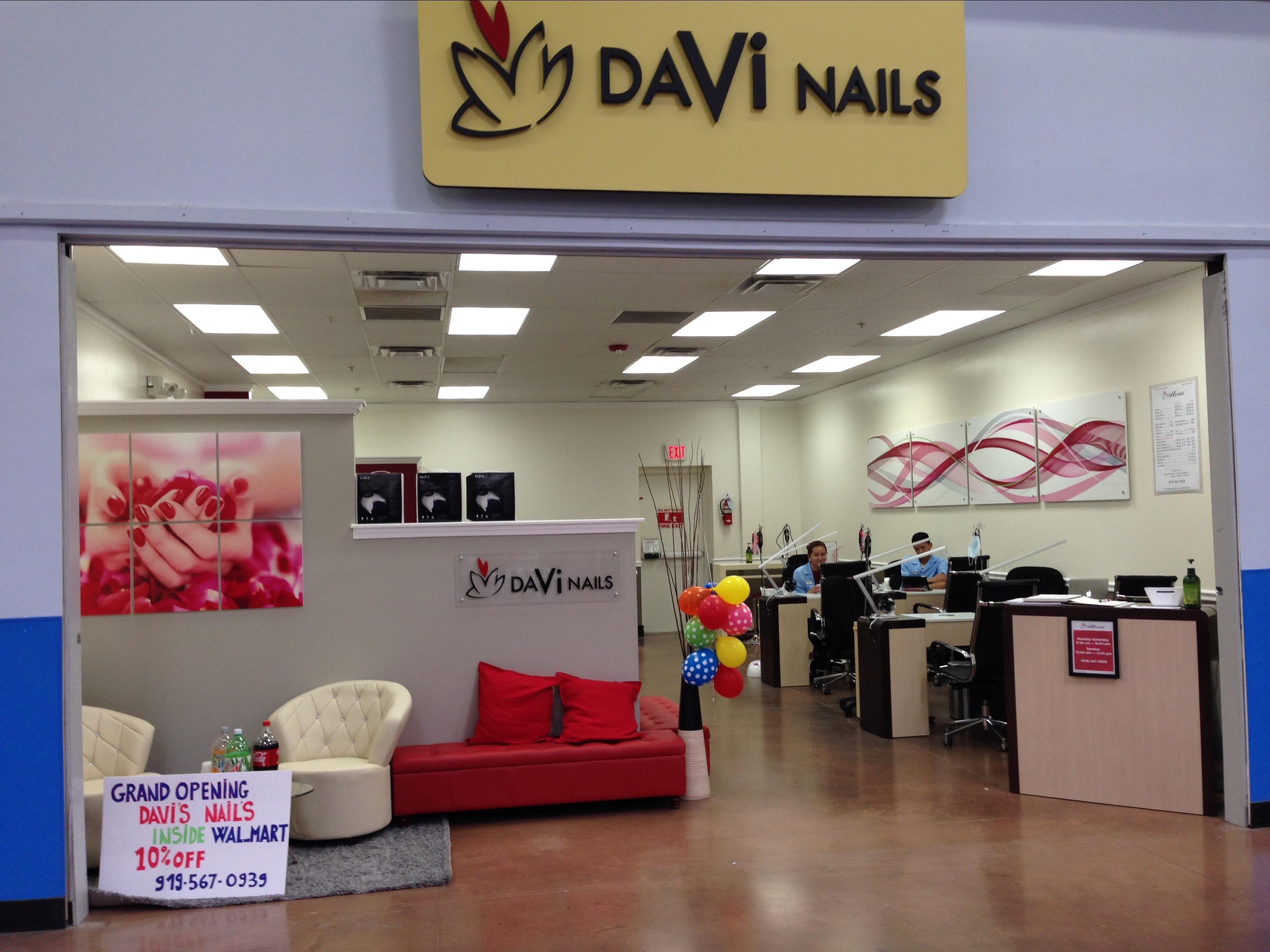 Davi Nails - Member - Holly Springs, NC 27540