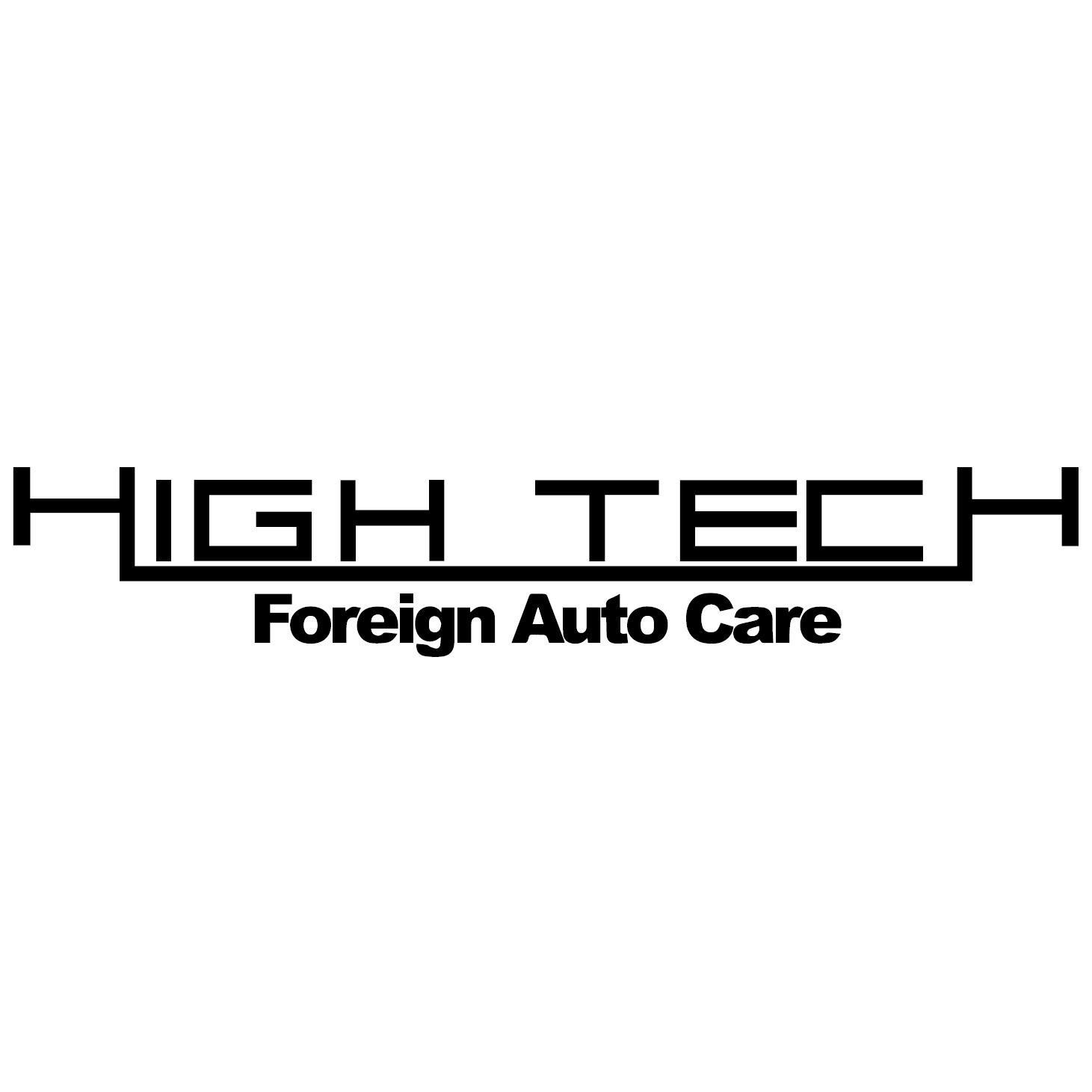 High Tech Foreign Auto Care