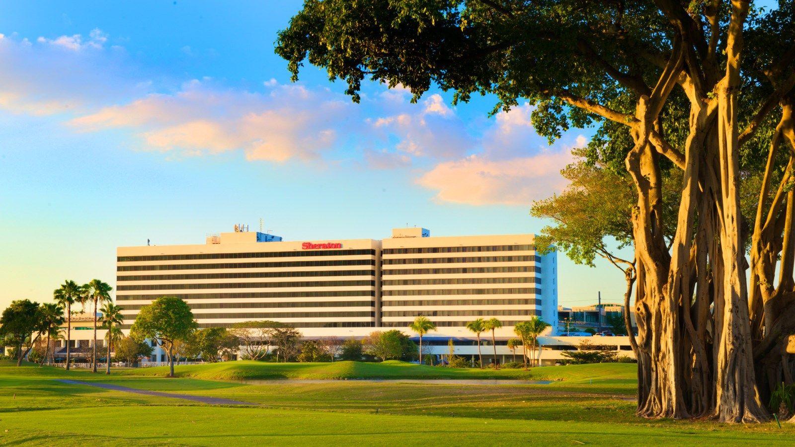 Sheraton Miami Airport Hotel & Executive Meeting Center image 0