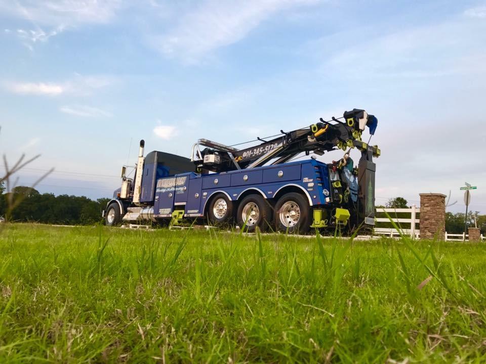 Marion Towing & Repair, LLC - (901) 345-5128