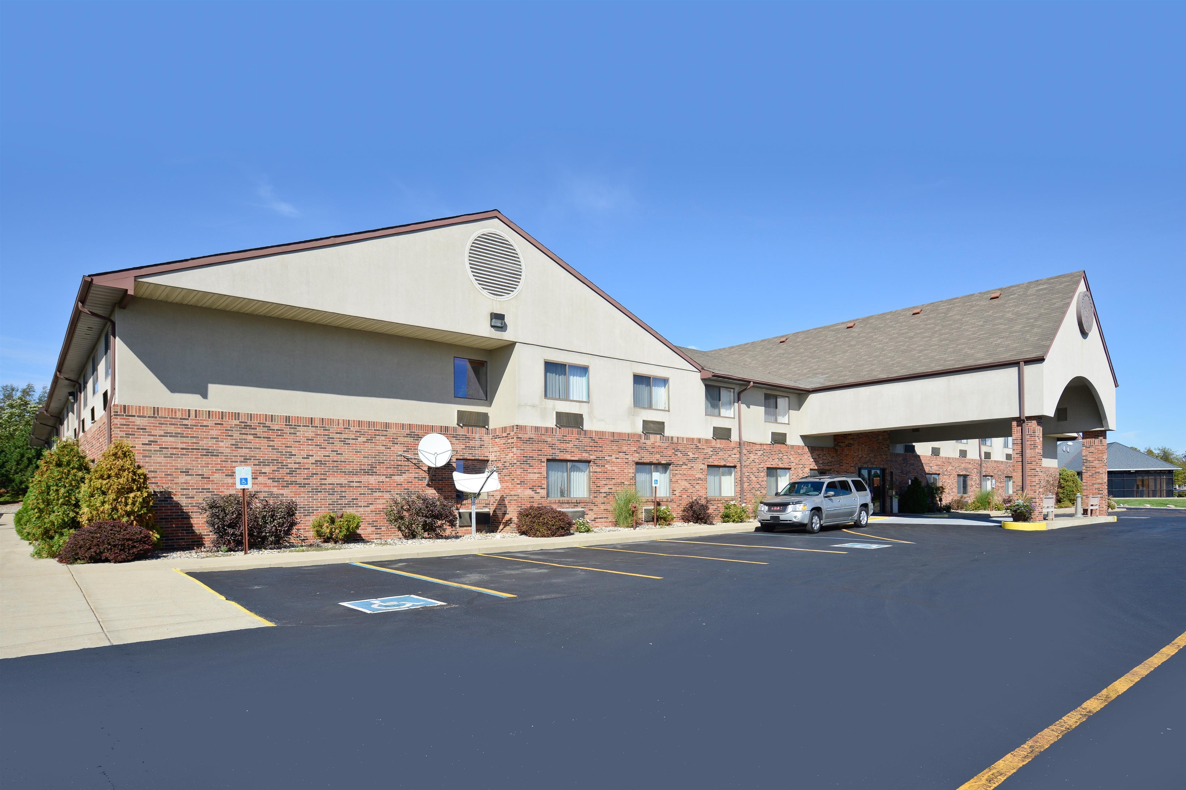 Best Western Kendallville Inn image 14