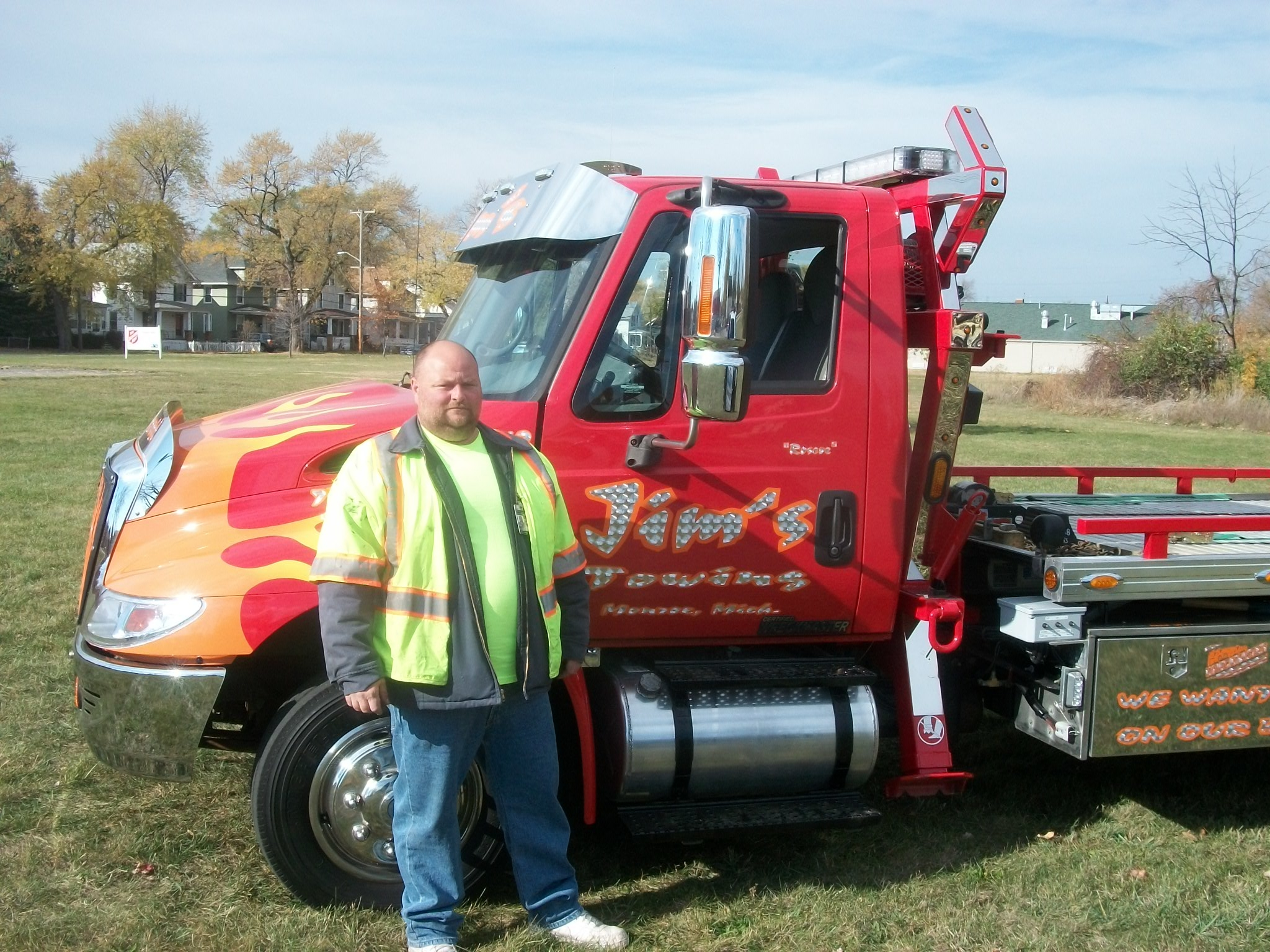 Jim S Towing Amp Road Service In Monroe Mi 734 242 4