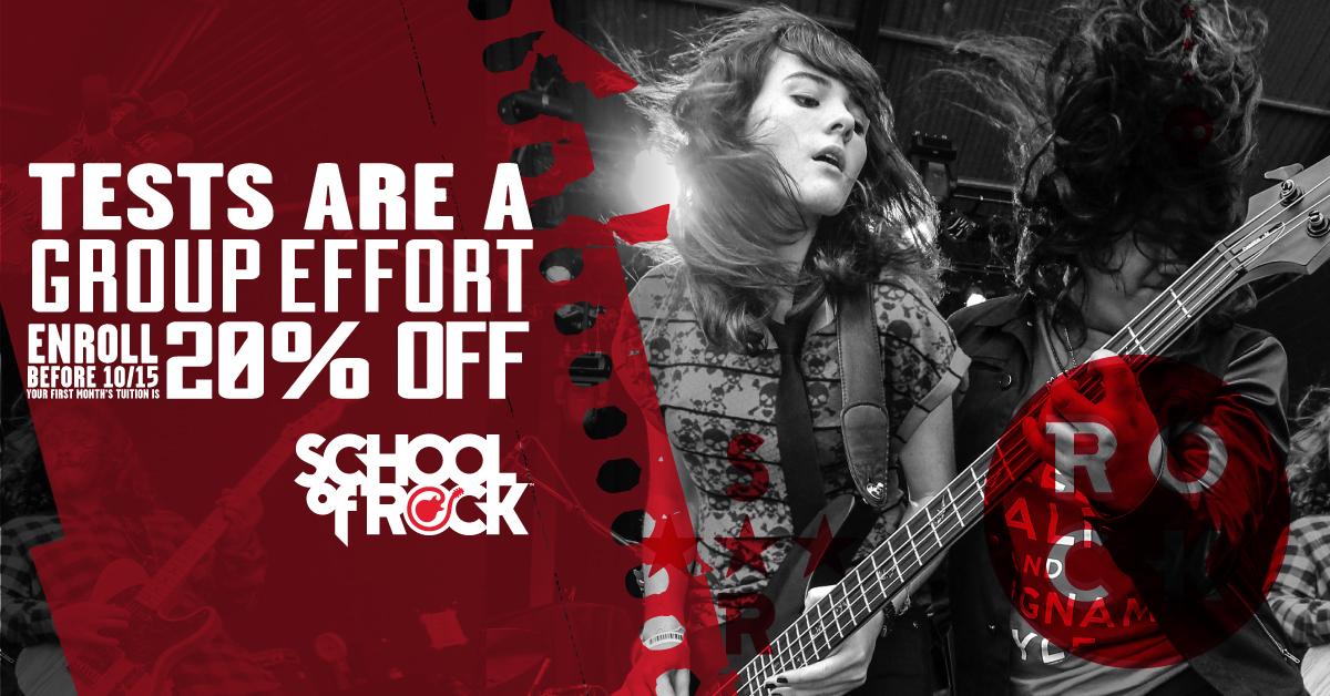 School of Rock Pasadena image 4