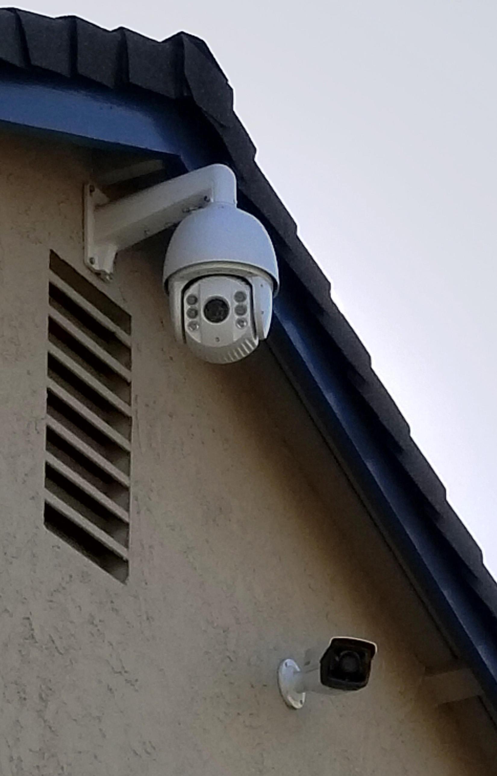 CCTV Security Camera Installer and Video Surveillance