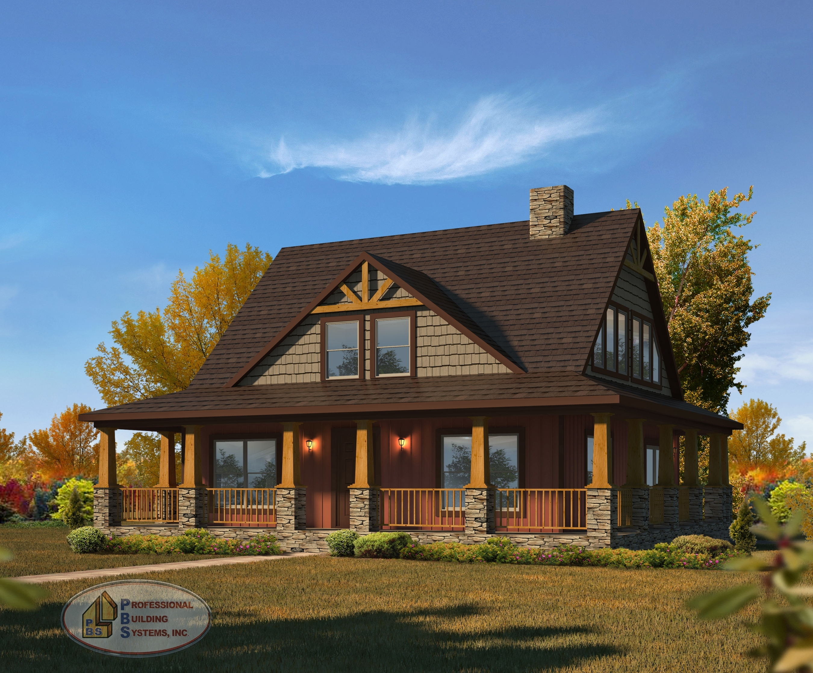 Village Homes - ad image