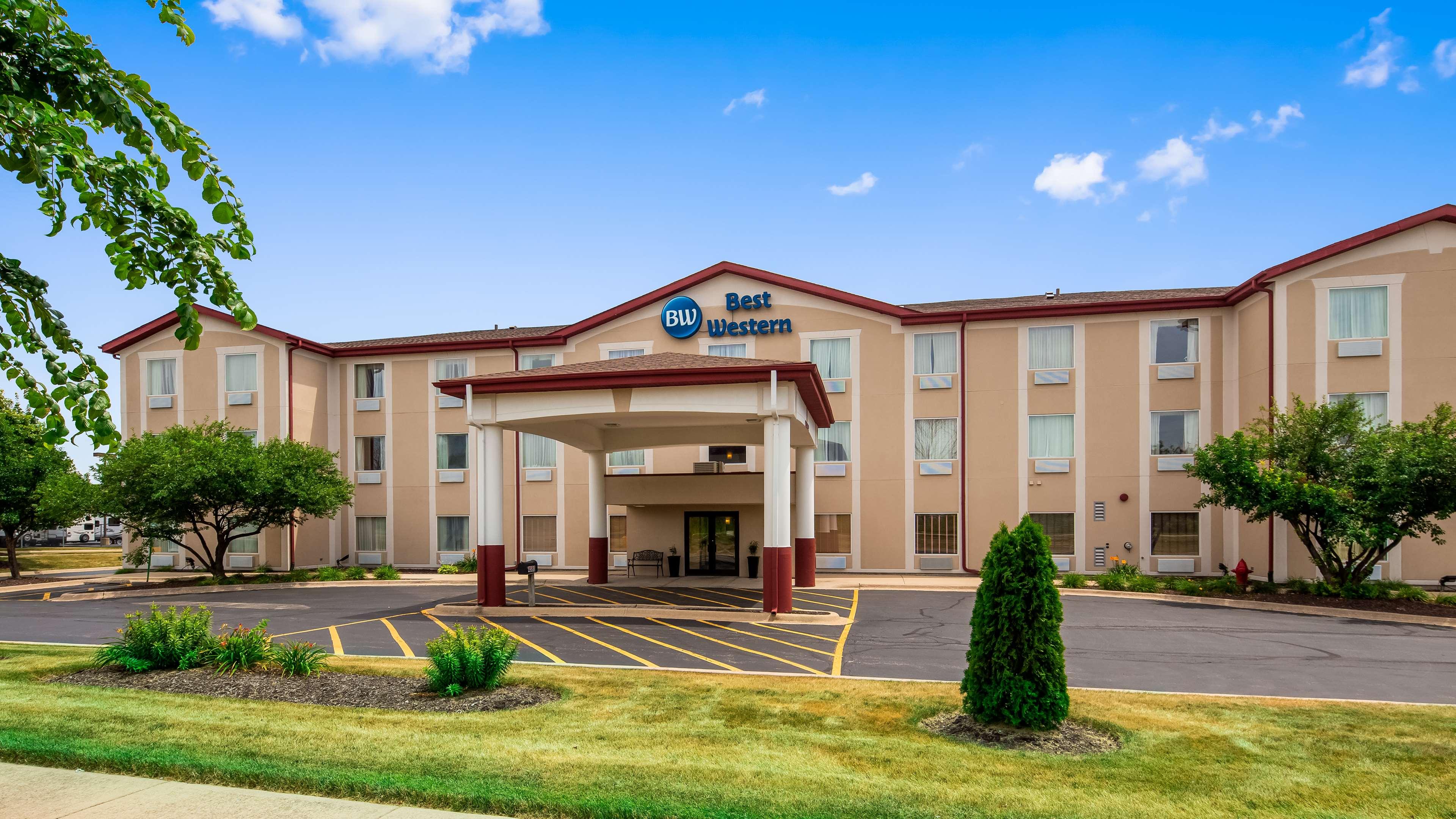 Best Western Joliet Inn & Suites image 1