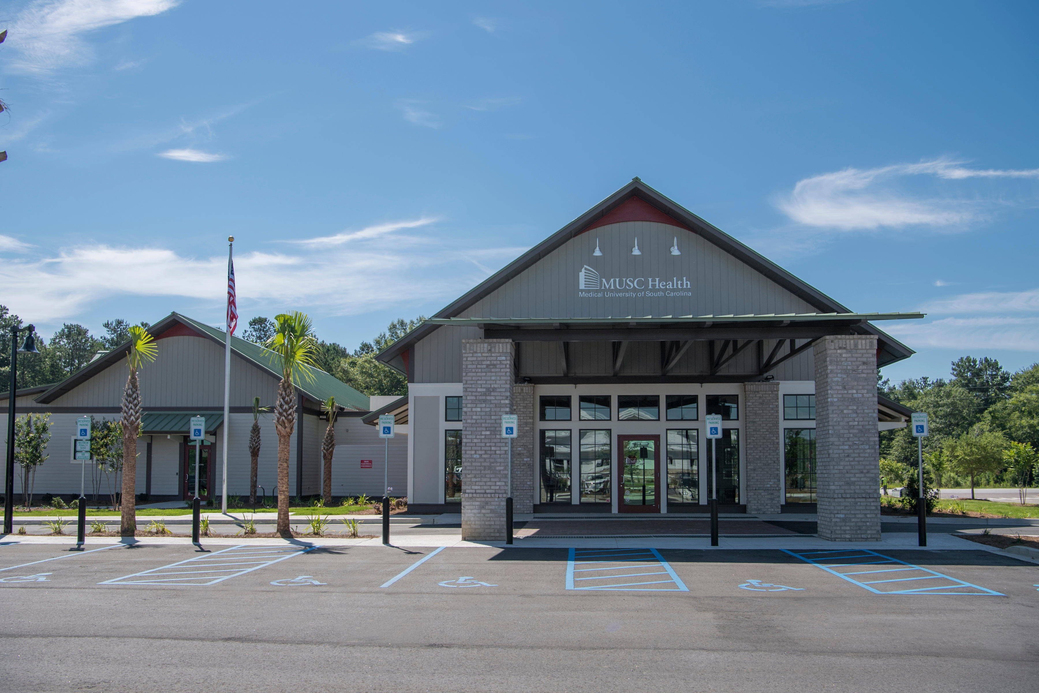 MUSC Health Primary Care - Carnes Crossroads 2000 1st Ave