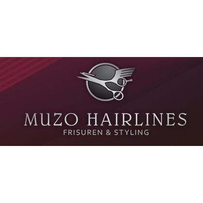 Logo von Friseur Muzo Hairlines