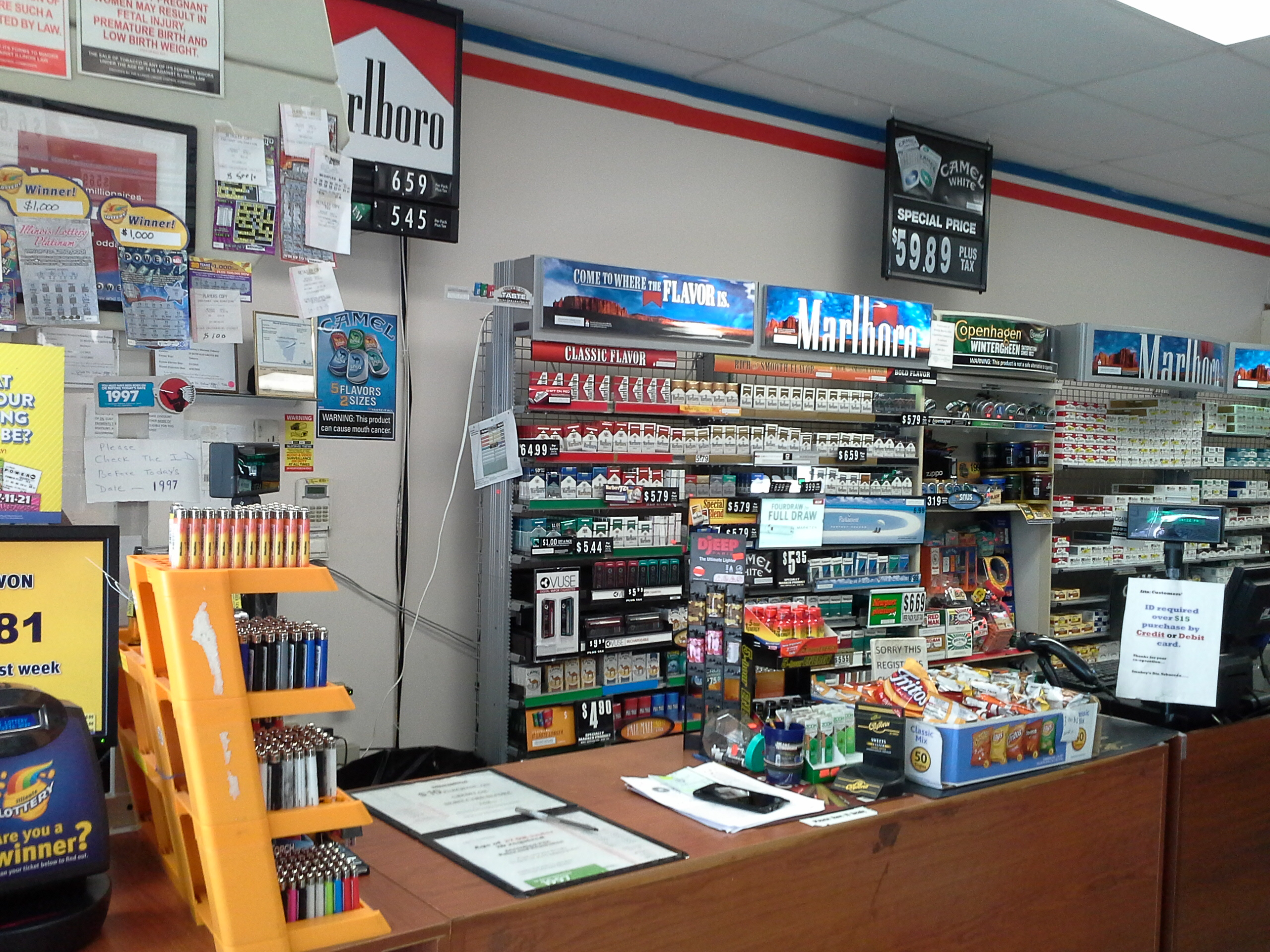 Smokey's Discount Tobacco image 4