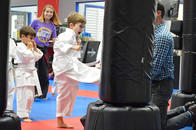 Give your kids the lifelong gifts of personal success, confidence, discipline and self-defense...while making sure they have a TON of fun!