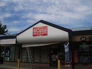 Okanagan Awning & Sign Maintenance in Kelowna