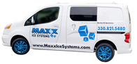 Our vehicles are specifically designed for clean and sanitary tools & equipment. They are never used for anything other than working on high-end commercial ice systems