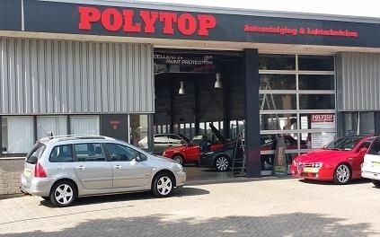 Polytop Auto-Reiniging en Laktechnieken