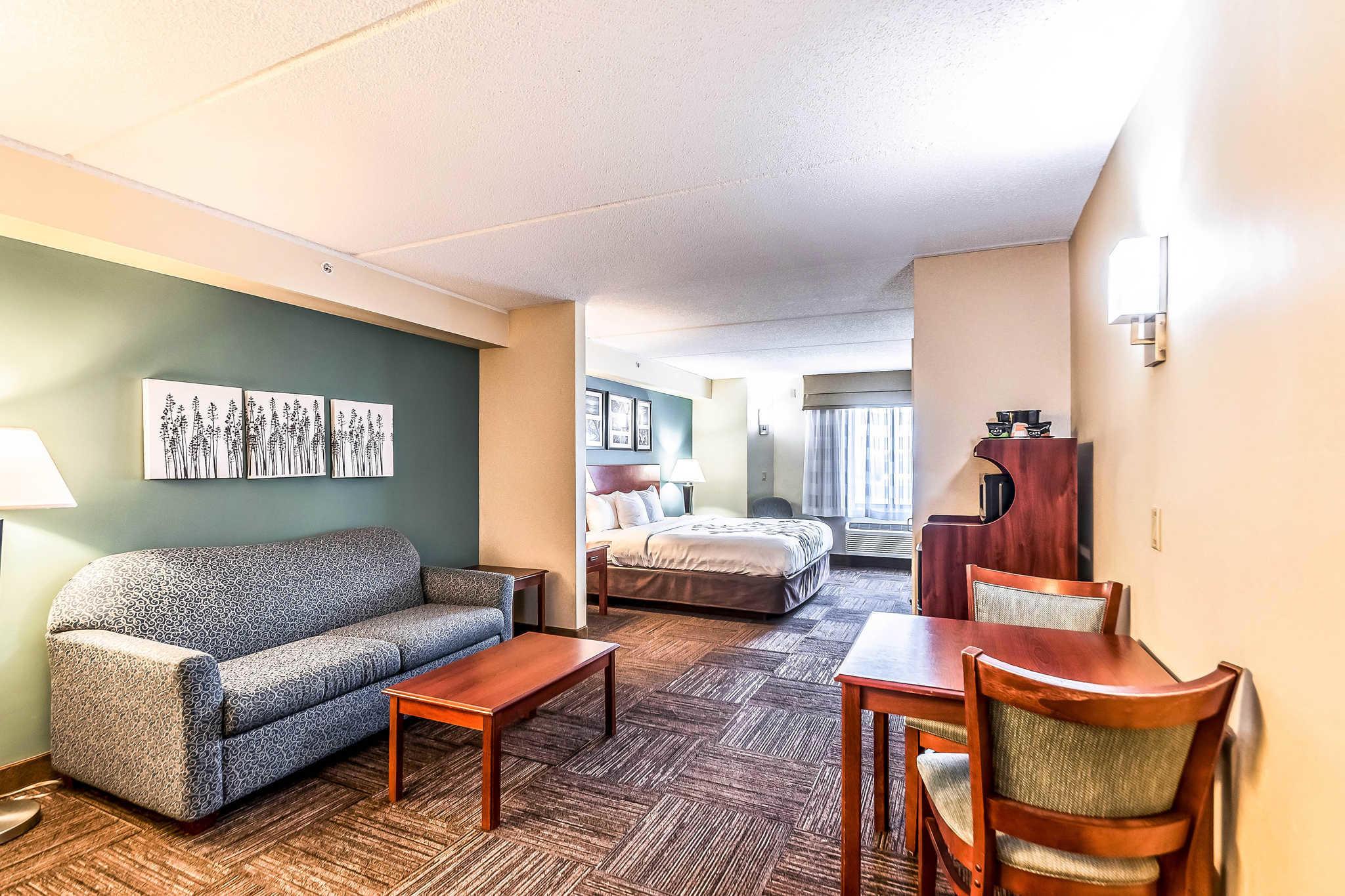 Sleep Inn & Suites Rehoboth Beach image 19
