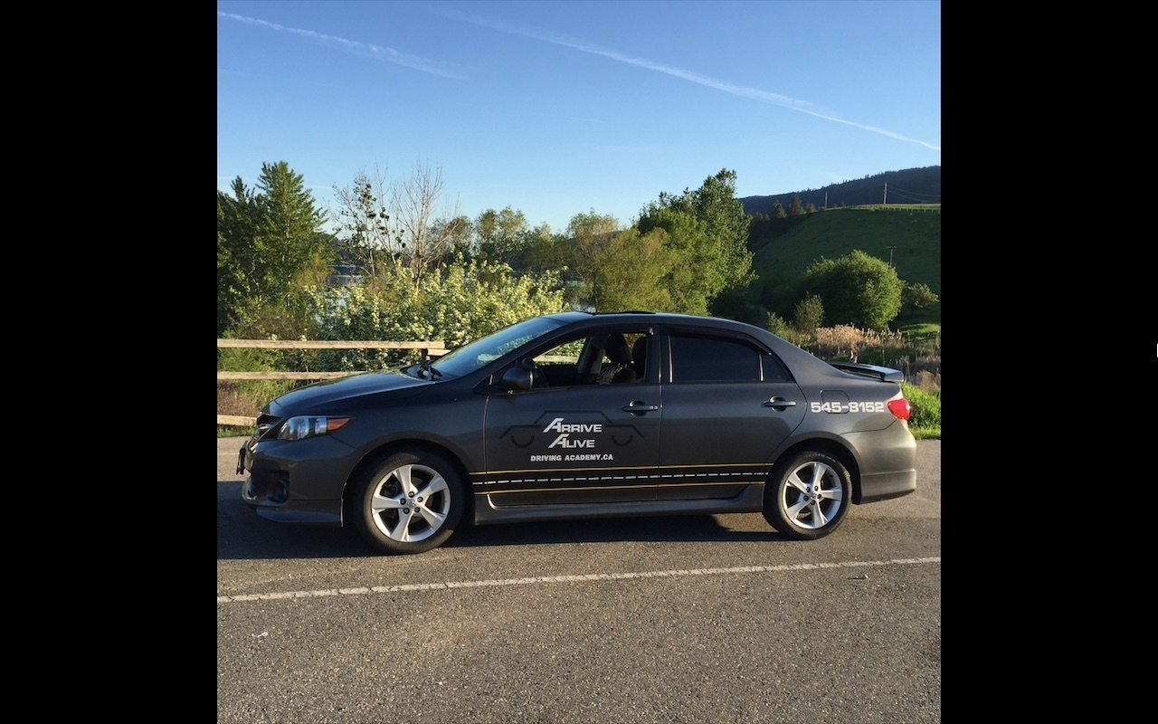 Arrive Alive Driving Academy in Vernon
