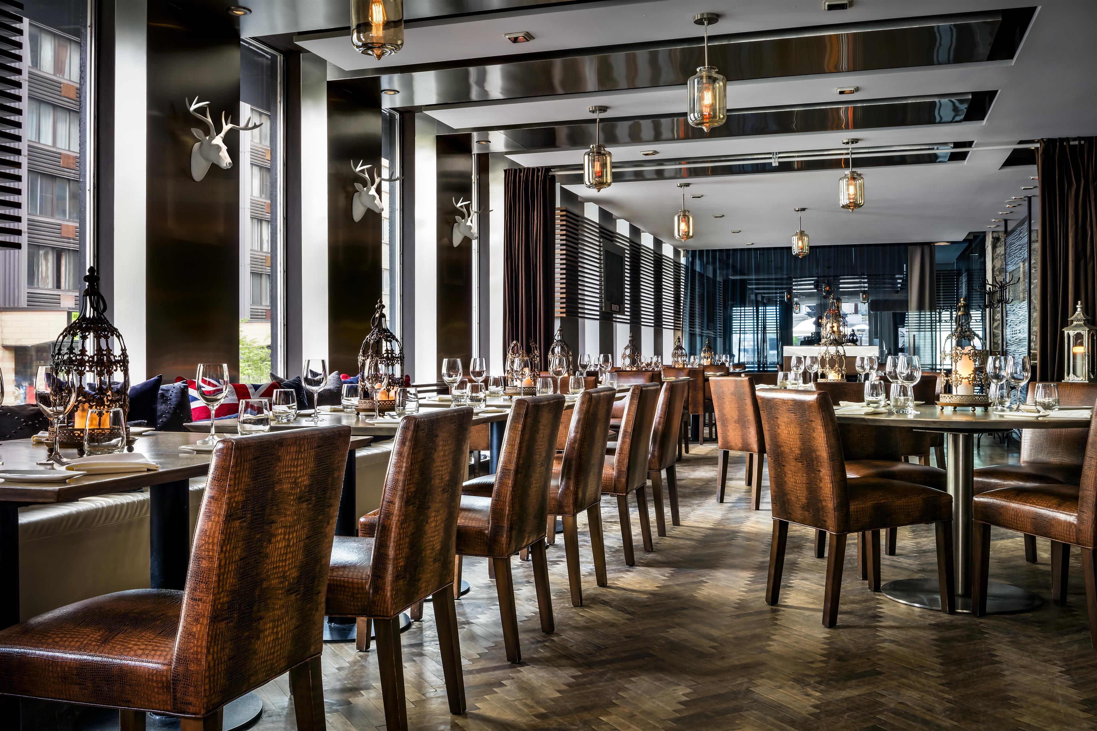Le Méridien Versailles à Montreal: Restaurant Branzino