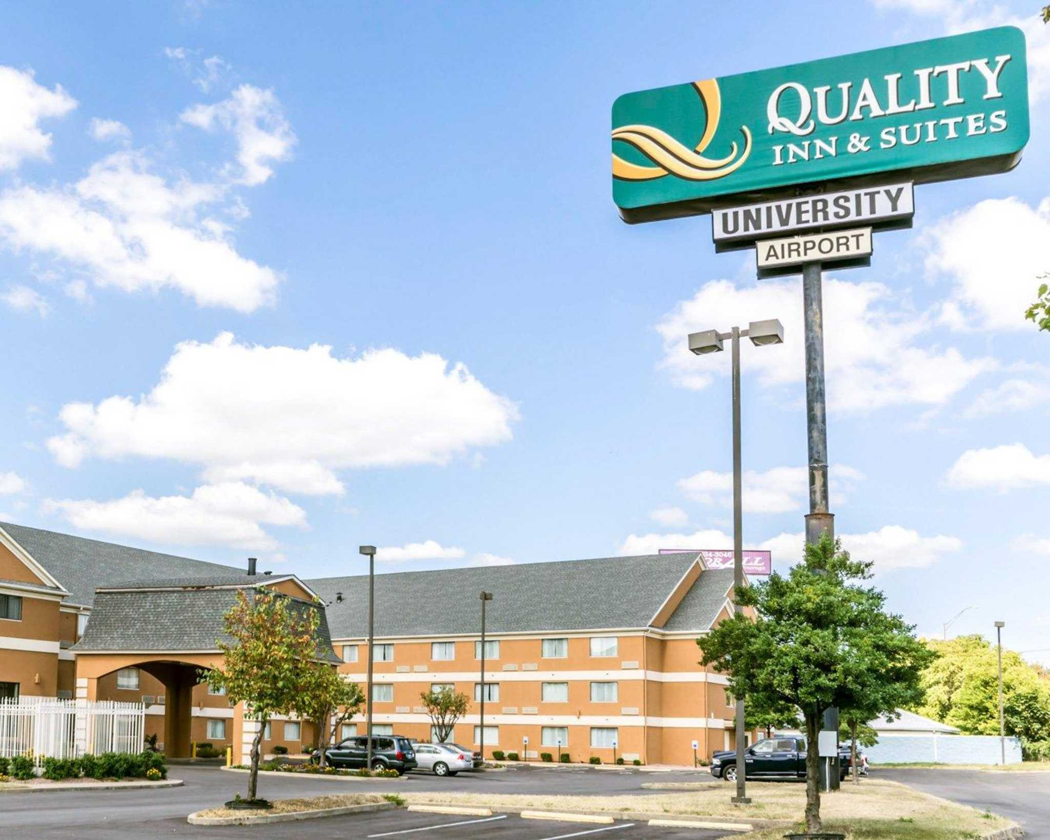 Quality Inn & Suites University/Airport image 2
