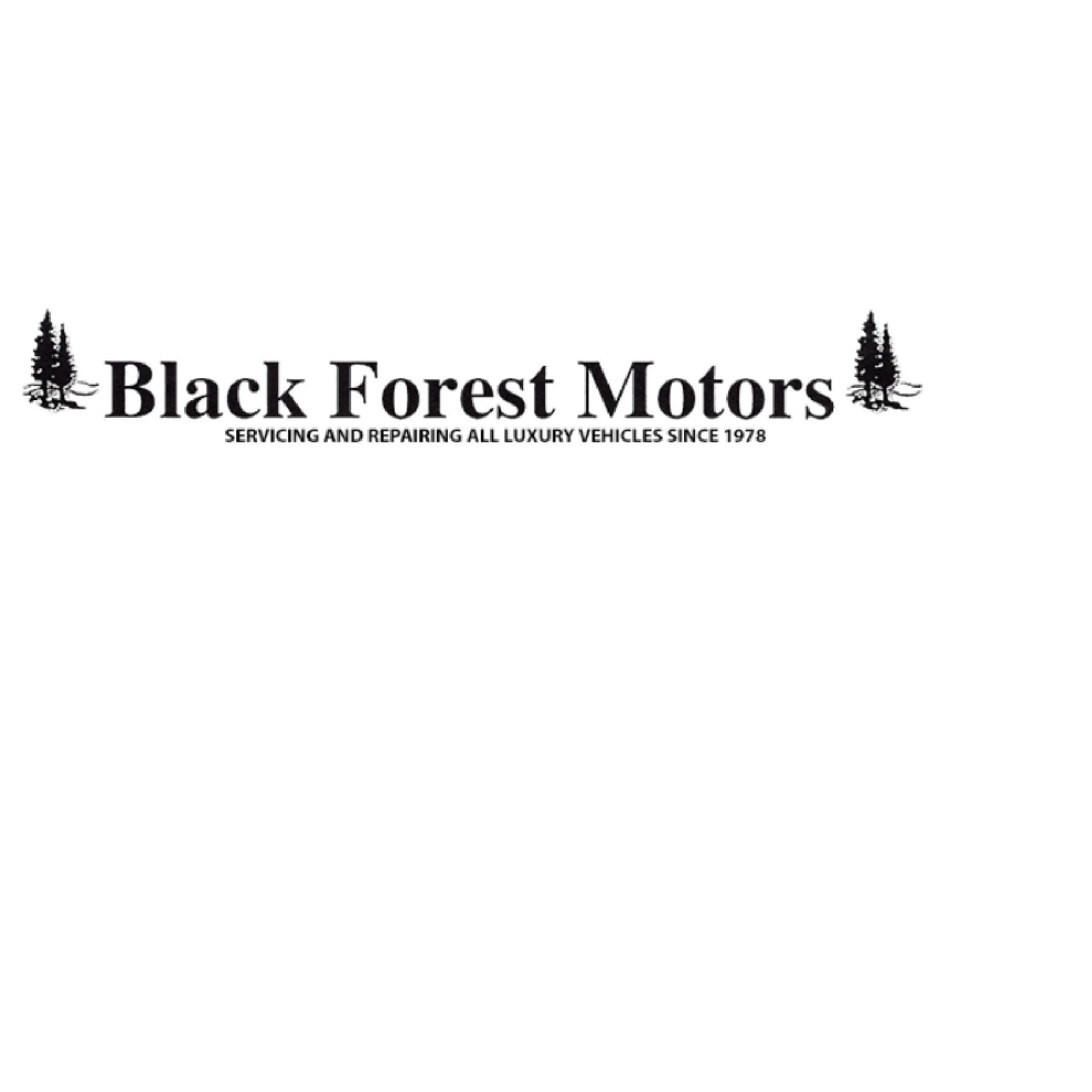 Black Forest Motors