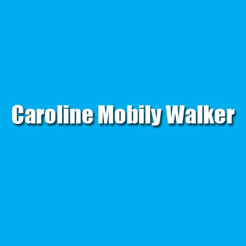 Caroline Mobily Walker