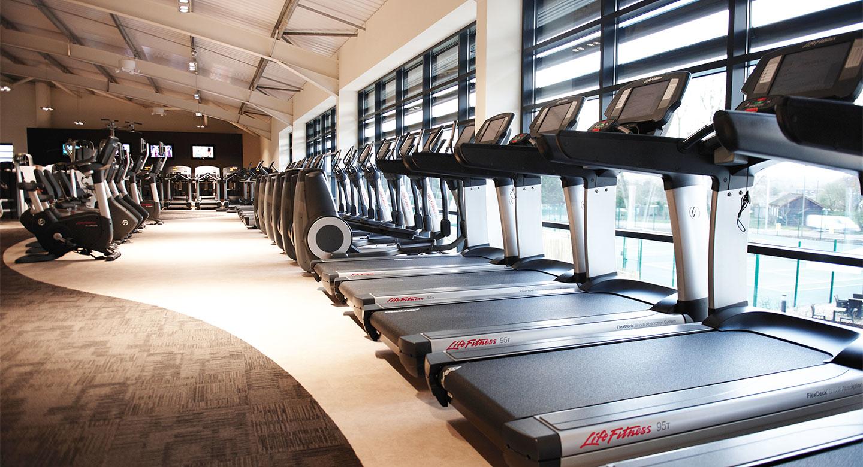 David Lloyd Farnham Fitness Equipment In Farnham Gu9 9nd