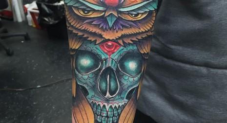 Mind's Eye Tattoo 2 image 1