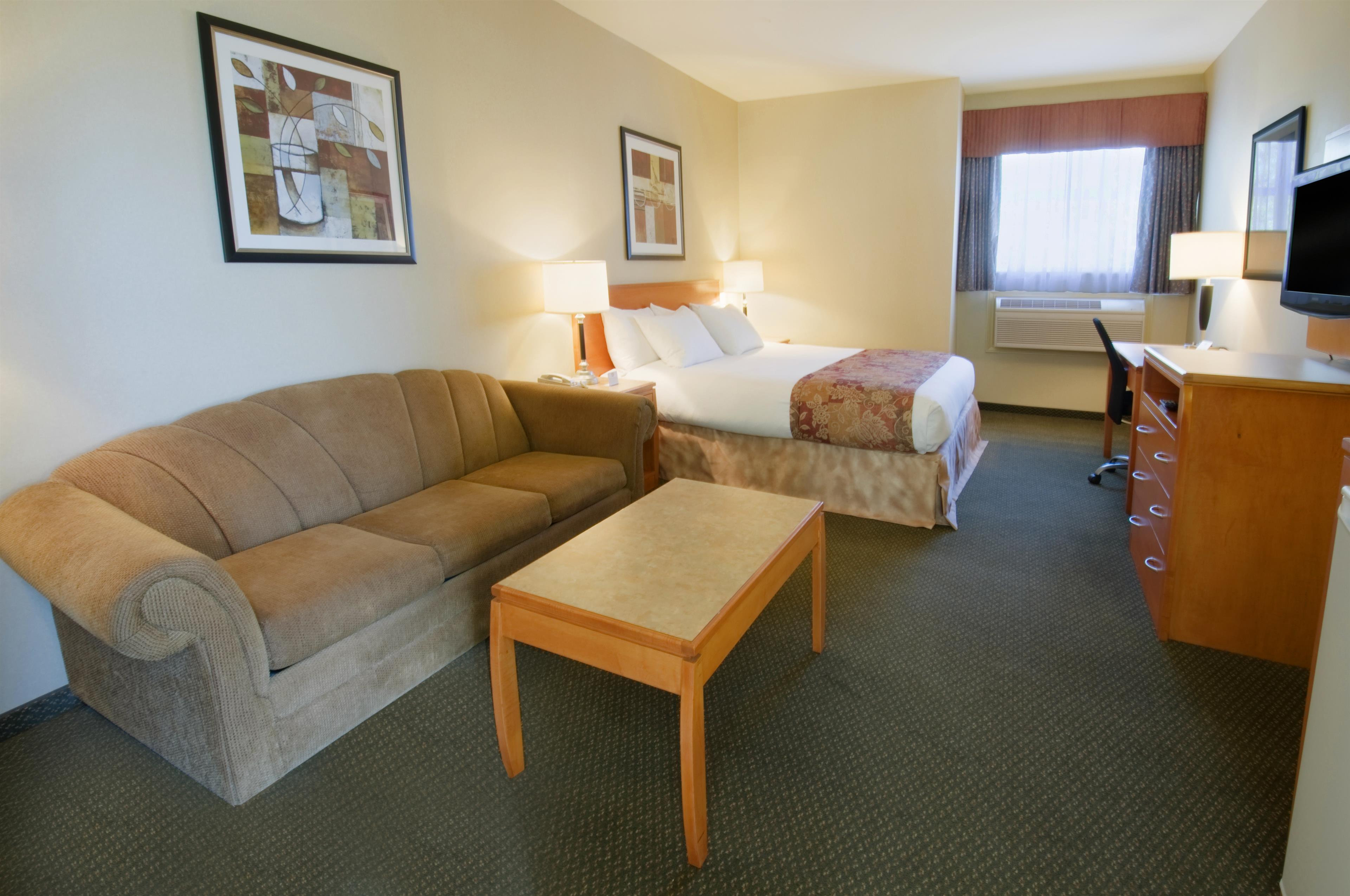 Best Western Peace Arch Inn in Surrey: Guest Room